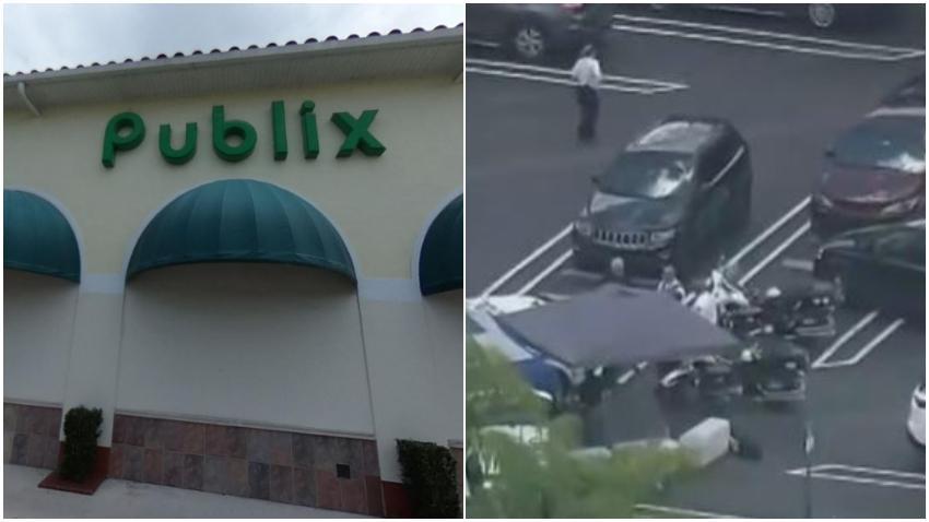 Mueren 2 adultos y un niño después de un tiroteo en Publix en el Sur de la Florida