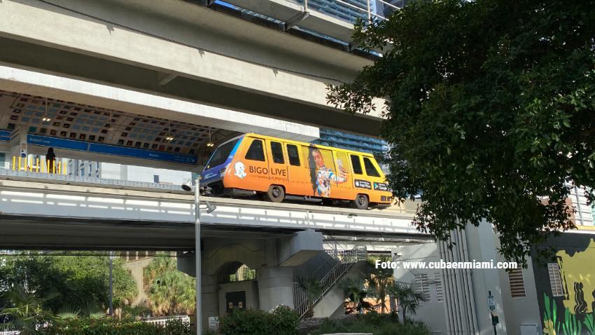 Transporte público de Miami-Dade reanuda sus servicios a capacidad total
