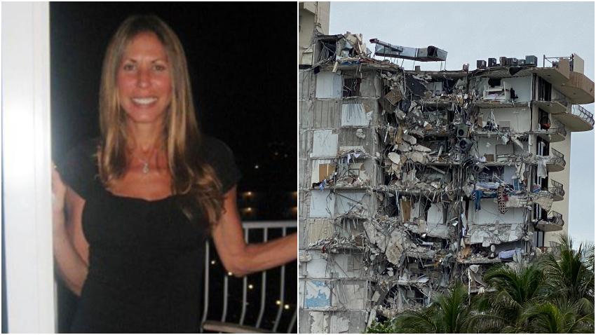 Autoridades identifican a la primera víctima de la tragedia en el edificio de Surfside al norte de Miami Beach