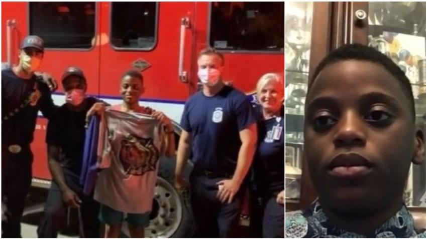 Niño de 10 años salva a una mujer que se ahogaba en la piscina de un hotel en Fort Lauderdale