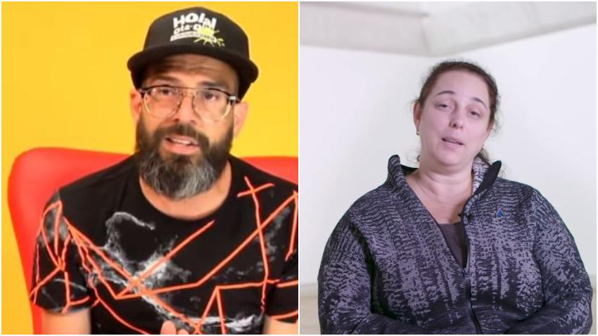 Presentador Alex Otaola critica a Tania Bruguera por proponer un diálogo con Díaz-Canel