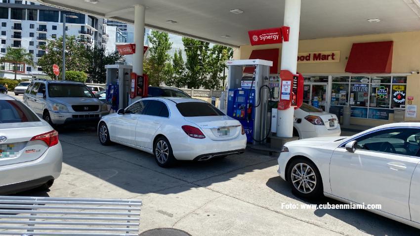 Precio de la gasolina en Florida el más alto desde el 2014