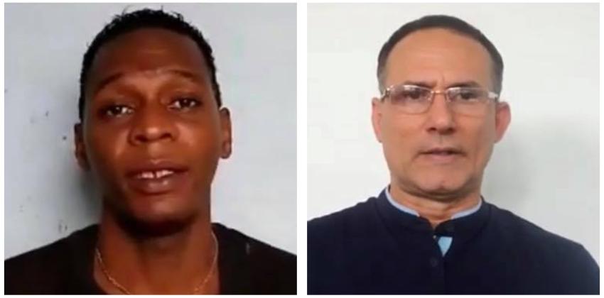 Policía castrista golpea a un preso político enfermo de Covid-19, denuncia José Daniel Ferrer