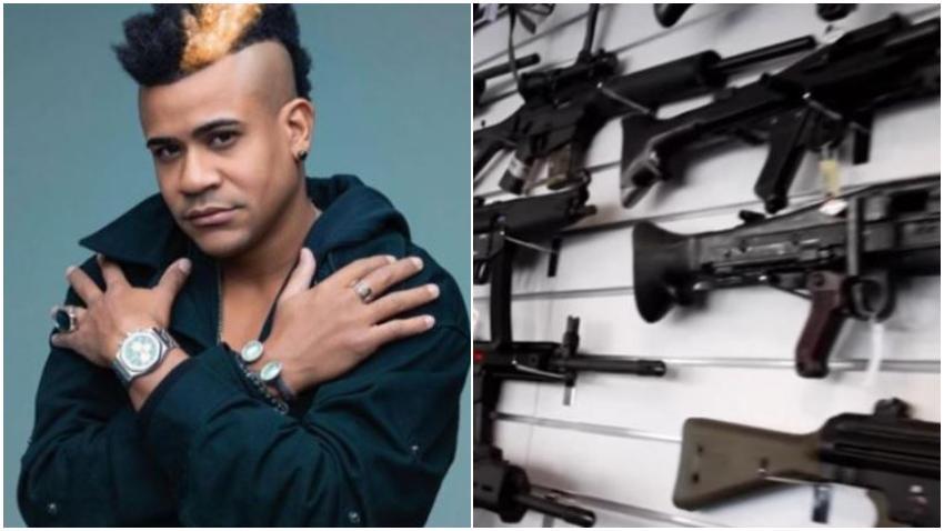 Randy Malcom de Gente de Zona pide suspender la venta de armas tras los tiroteos en Miami