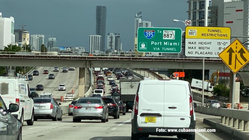 Conductores en Florida ocupan el tercer lugar entre los más groseros en Estados Unidos