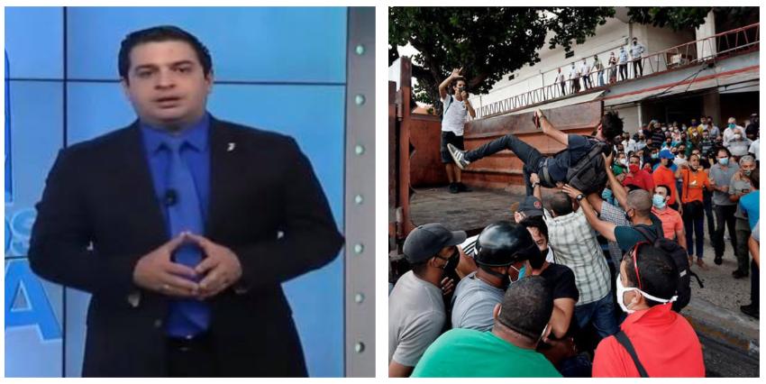 El régimen busca condenar a los manifestantes en juicios sumarios, algunos podrían ir a la cárcel hasta por 20 años