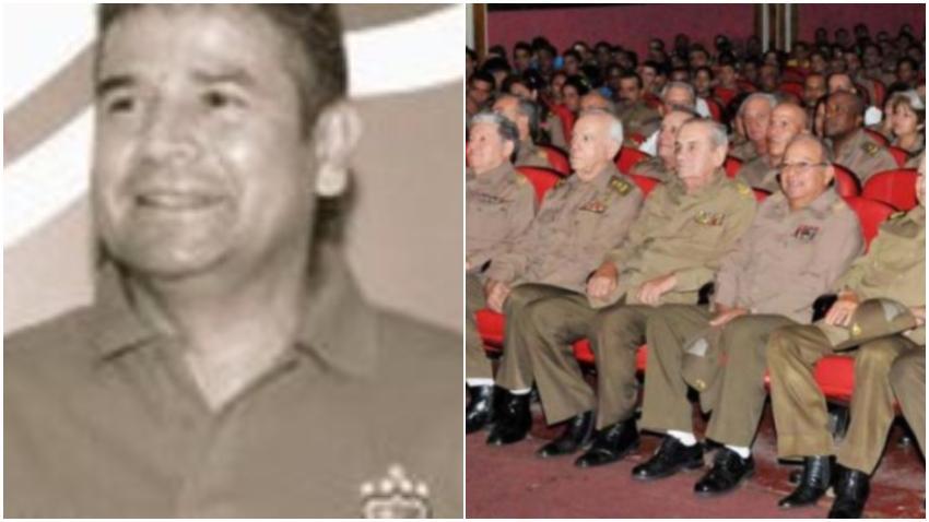 Fallece otro jerarca militar en Cuba; el sexto en dos semanas
