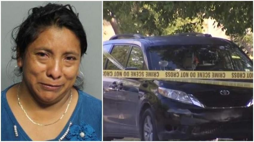 Arrestan a una mujer por la muerte de la niña de dos años olvidada en un auto caliente en Miami