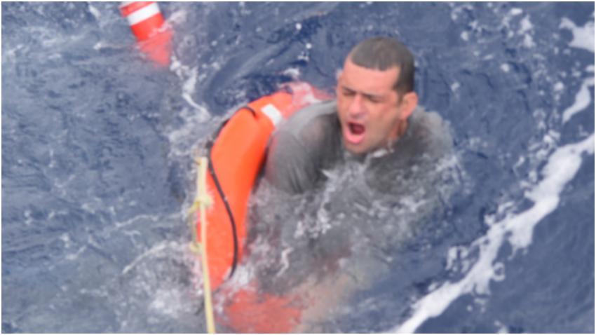 Guardia Costera de Estados Unidos continúa la búsqueda de los nueve balseros cubanos desaparecidos en el mar