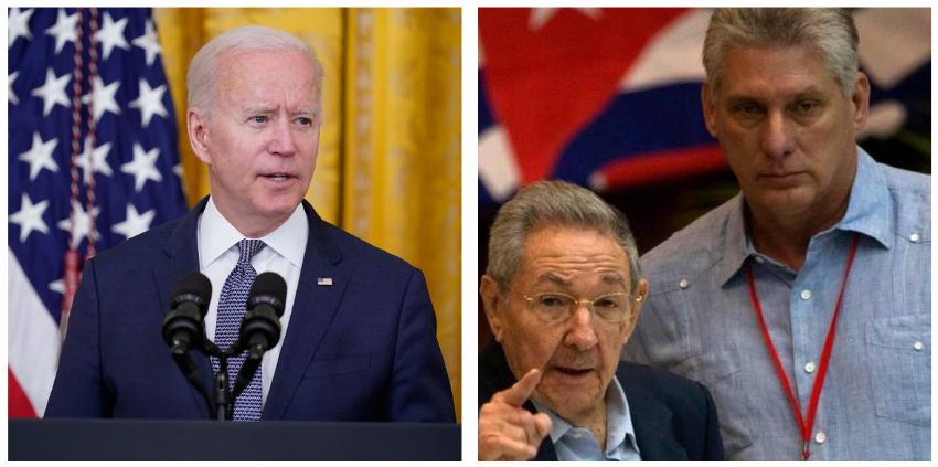 Administración Biden advierte que las sanciones anunciadas a represores en Cuba son solo el comienzo