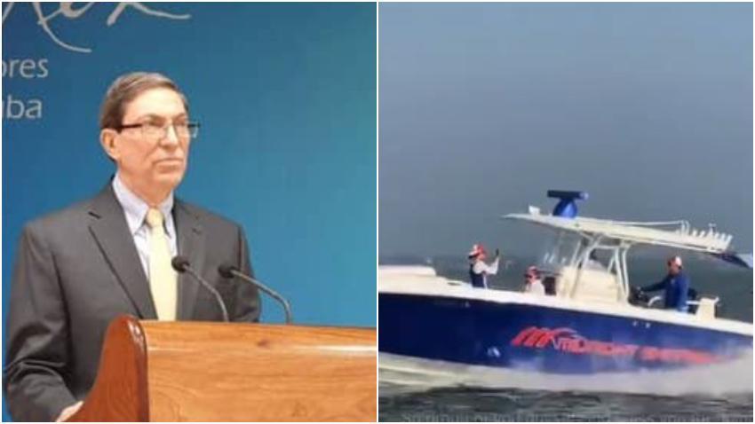 Gobierno de Cuba asustado exige a Estados Unidos que pare la flotilla que salió desde Miami