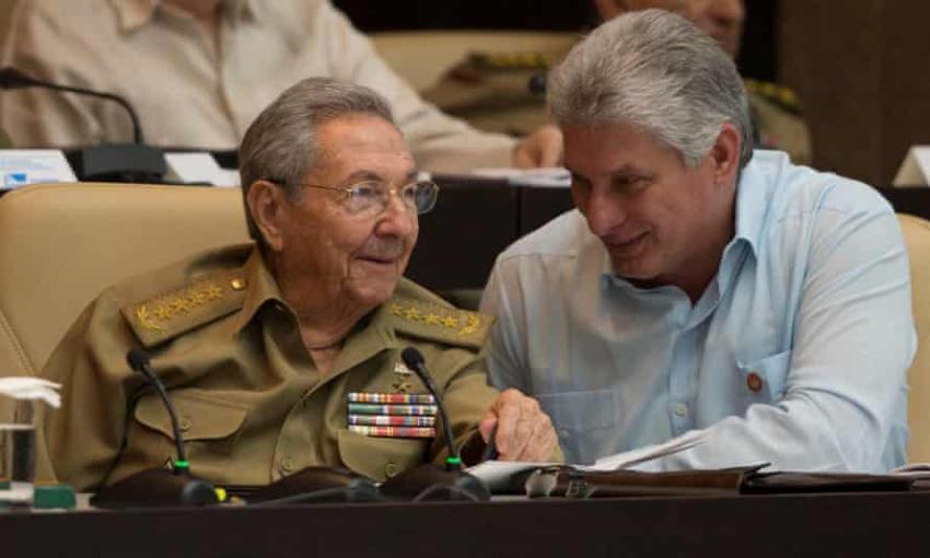 """Díaz Canel culpa a la """"contrarrevolución"""" de la crítica situación en el país"""