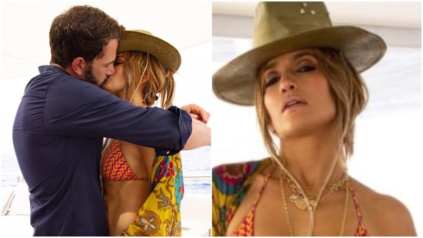 Jennifer Lopez celebra su cumpleaños 52 exhibiendo su buena forma física y amor por Ben Affleck