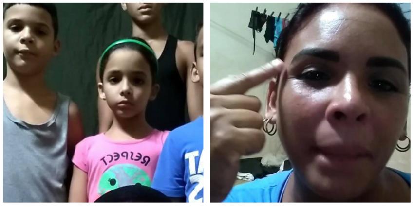 Seguridad del Estado amenaza a activista cubana con quitarle la custodia de sus hijos