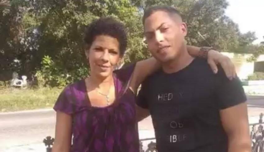 Cubana enferma de cáncer golpeada por la policía pudo localizar a su hijo tras 15 días desaparecido, el joven está en una cárcel en Mayabeque