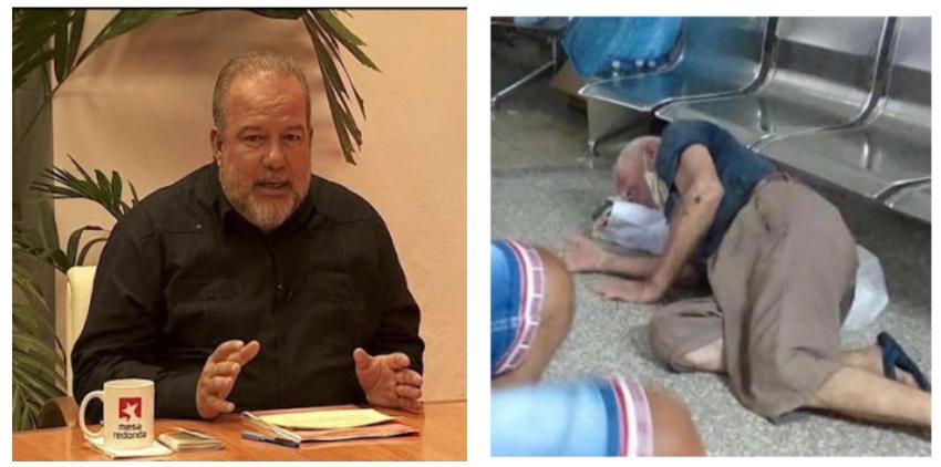 """Llaman """"mentiroso y cínico"""" a Marrero Cruz, tras asegurar que Salud Pública en Cuba tiene  las """"condiciones"""" para controlar el rebrote de Covid-19"""
