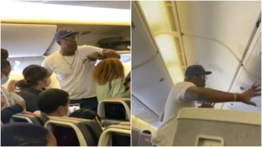 Otro vuelo demorado que se dirigía al Aeropuerto de Miami por problemas dentro de un avión de American Airlines