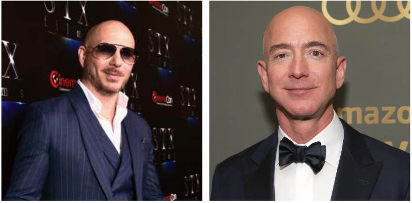"""Pitbull pide a Jeff Bezos unirse para apoyar al pueblo cubano: """"Necesitamos encontrar soluciones, porque están perdiendo la vida allí"""""""