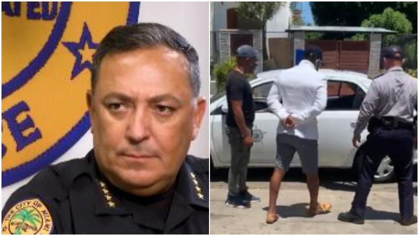 """Jefe de la policía de Miami Art Acevedo: """"La policía en Cuba es un instrumento del régimen para controlar y abusar de gente que quiere libertad"""""""