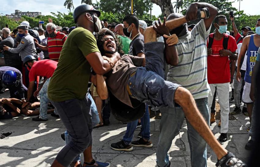Rechazo mundial contra la represión desatada por el régimen cubano: Canadá, Alemania y otros países emiten declaraciones