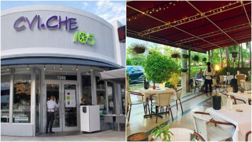 Dos restaurantes de Miami Beach entre los mejores de Estados Unidos