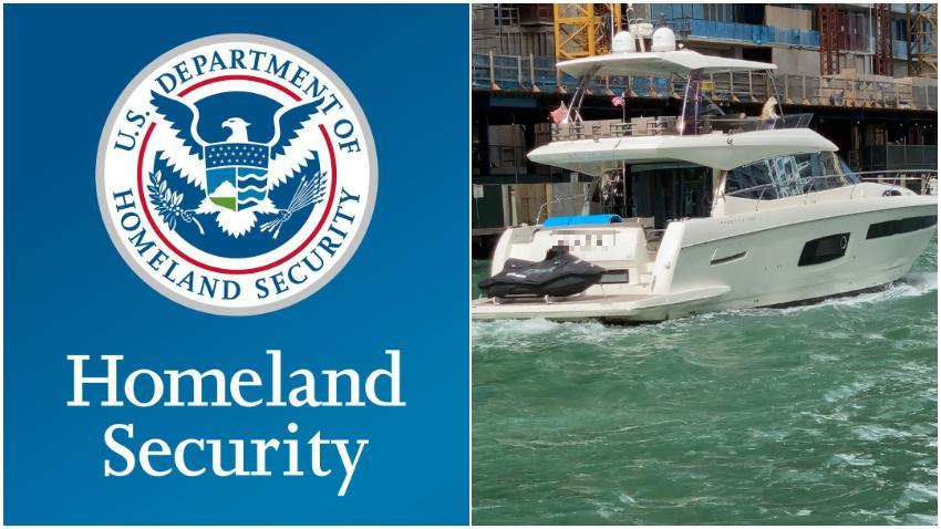 Departamento de Seguridad Nacional de Estados Unidos advierte a los cubanos en Miami que es ilegal viajar en bote a Cuba sin los permisos