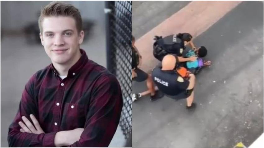 Muere joven padre acribillado a tiros delante de su familia en un restaurante en Miami Beach