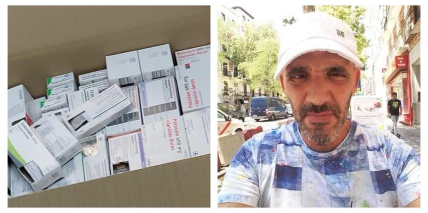 Buscan a cubano acusado de robarse tres maletas de medicamentos que enviaron exiliados de España a la Isla