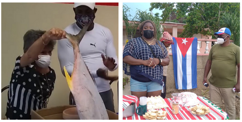 """Los bochornosos agasajos del régimen a los deportistas cubanos que ganaron medallas en Tokio: """"Pescado, cake y refresco"""""""