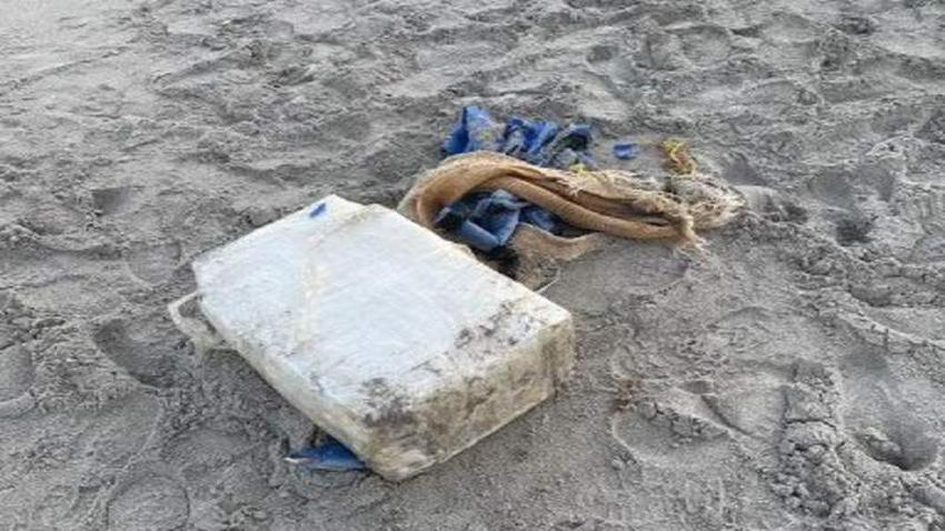 Más de 60 libras de cocaína llegan a una playa del sur de la Florida