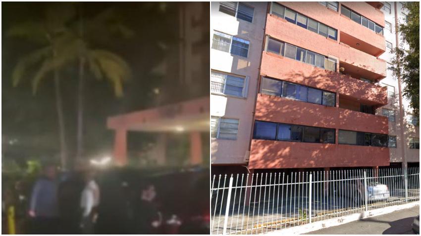 Obligan a evacuar edificio de apartamentos en Miami que fue catalogado como inseguro