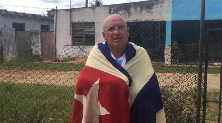 Opositor cubano de larga trayectoria se encuentra en huelga de hambre en la cárcel, tras recuperarse del Covid-19, su vida peligra