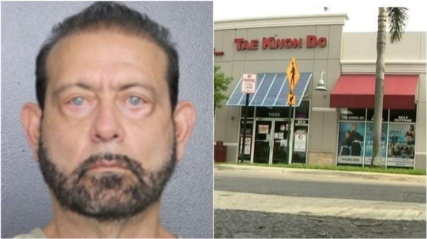 Arrestado el dueño de academia de Taekwondo en el sur de la Florida por colocar cámaras en los baños para grabar a los niños