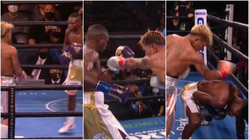 Boxeador cubano Guillermo Rigondeaux pierde su pelea ante John Riel Casimero