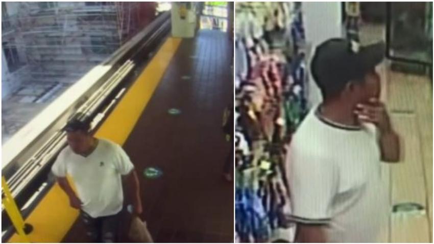 Policía de Miami pide ayuda para encontrar a un hombre que manoseó a una niña de 12 años dentro de una tienda