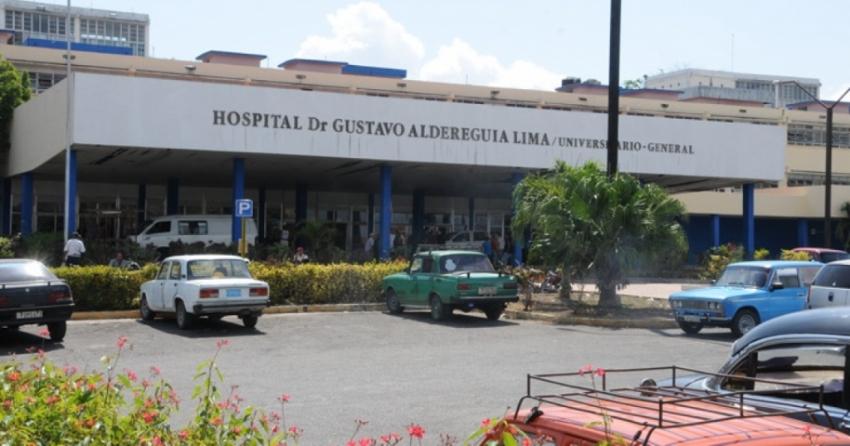 La vida de decenas de pacientes de Covid-19 en Cienfuegos en riesgo, luego de que en el Hospital Provincial se agotara el oxígeno