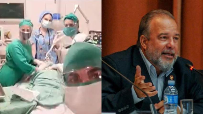 Médicos Cubanos realizan video para exigir al régimen recursos para salvar vidas y respeto por su trabajo
