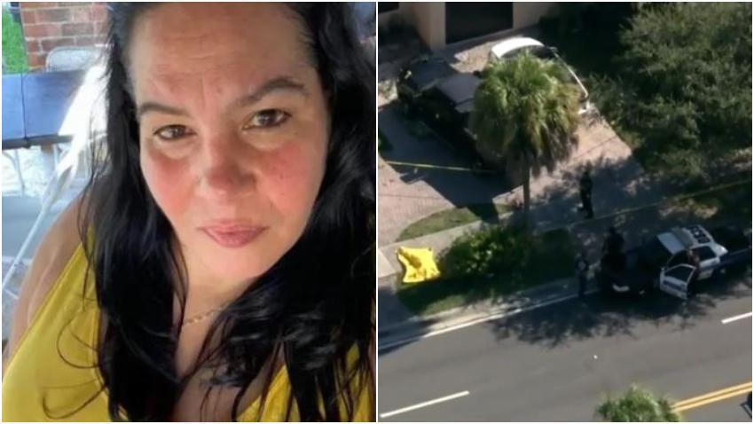 Una cubana termina muerta a tiros por la policía en Miami Shores