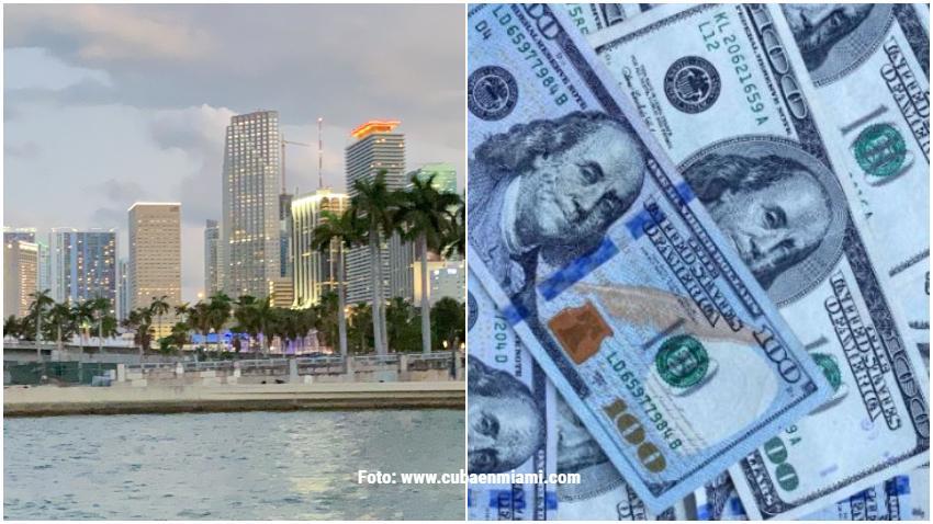 El precio de la renta en Miami se dispara alcanzando como promedio $2000 dólares por un apartamento de una habitación