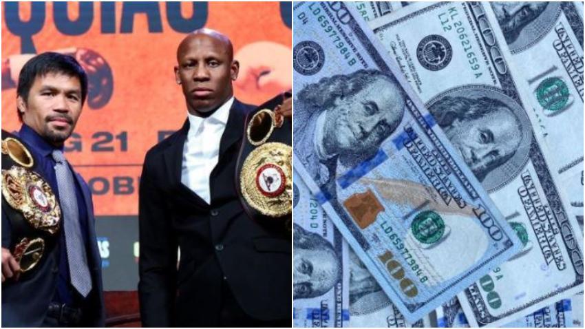 Pacquiao podría llevarse hasta 25 millones de dólares en su pelea con el cubano Yordenis Ugas
