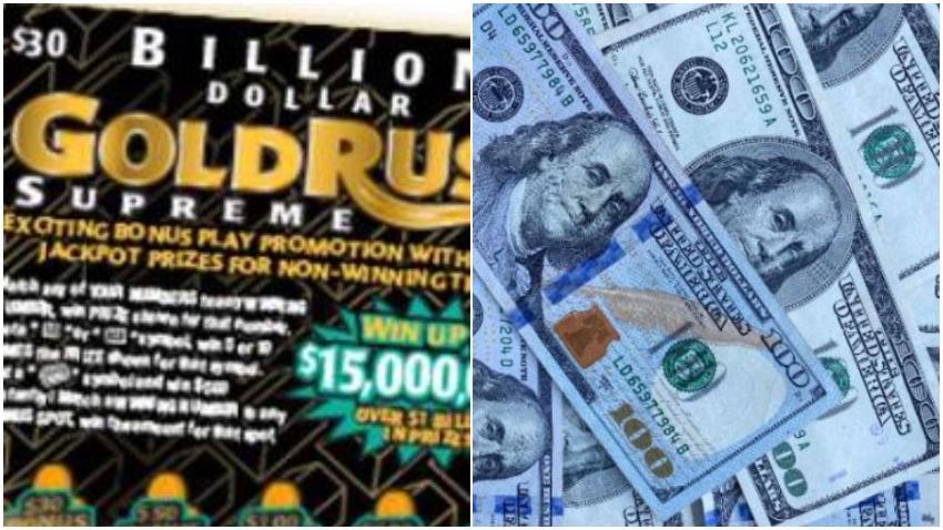 Afortunado en Florida gana premio de 15 millones en la lotería con un cartón comprado en Publix