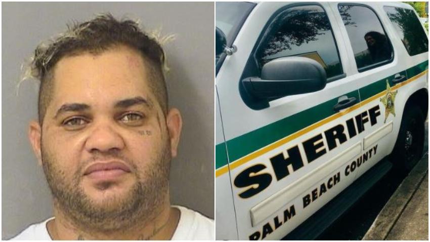 Reguetonero cubano El Taiger es arrestado en Palm Beach Florida y lo acusan de robo de auto