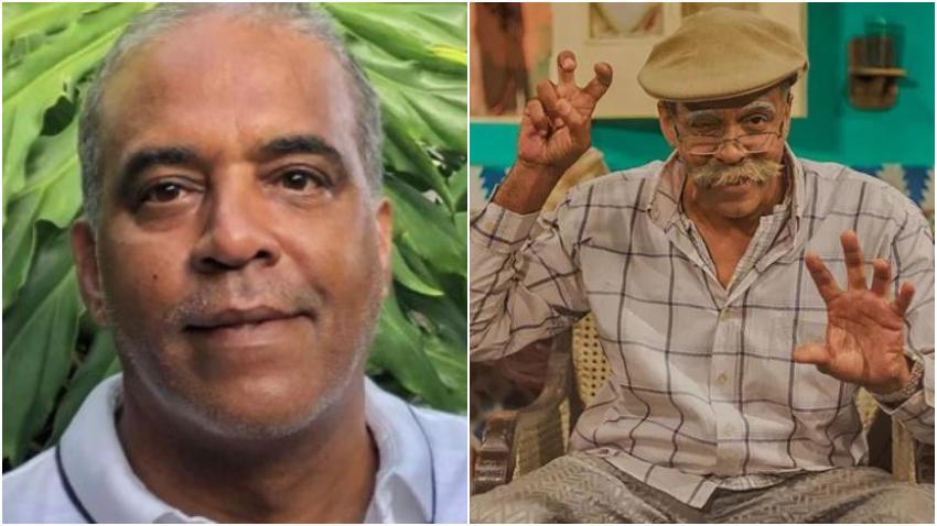 """Omar Franco, """"Ruperto en Vivir del cuento"""", piensa quedarse y trabajar en Miami por un tiempo indefinido"""