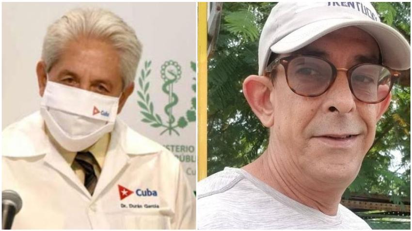 Ulises Toirac arremete contra el Dr. Durán por llamar a los cubanos a participar en la caravana comunista por el malecón habanero