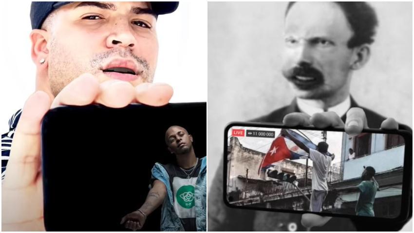 """Reguetonero cubano Yomil estrena tema """"De Cuba Soy"""" pidiendo un cambio en Cuba"""