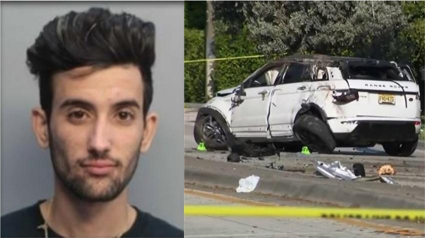 Identifican al conductor que provocó accidente donde murieron tres cubanos en el suroeste de Miami Dade