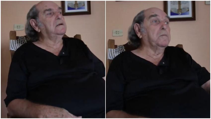 El actor cubano Manuel Porto ingresado y luchando por su vida