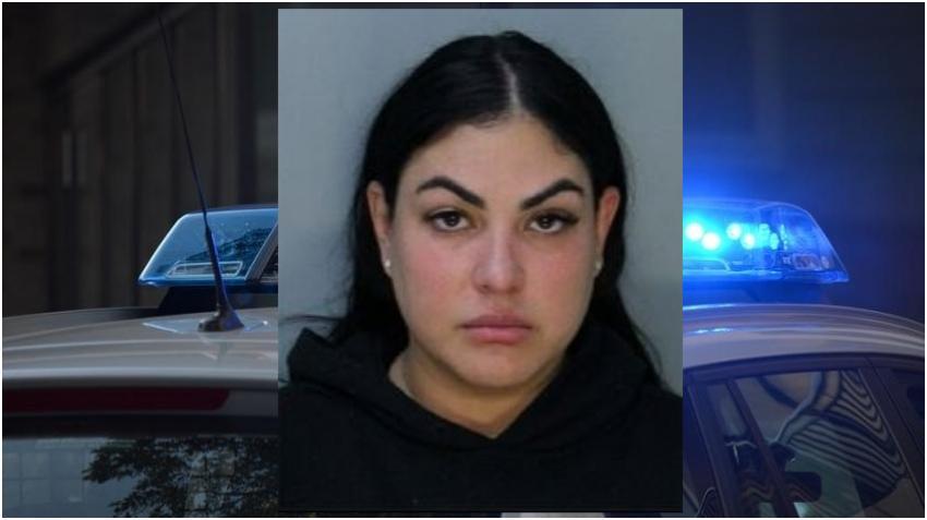 Oficial de escuelas de Miami-Dade arrestada por presunta violencia doméstica contra su novio quien es también policía