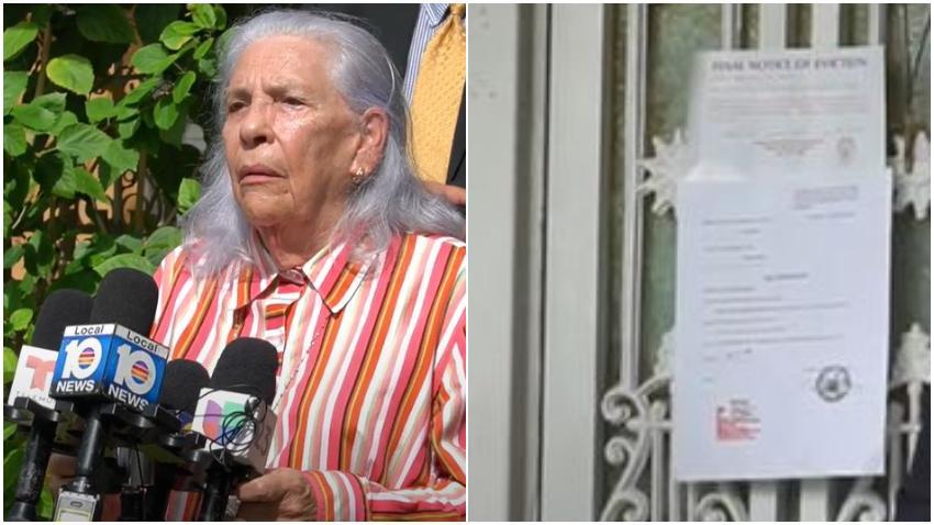 Ex prisionera política en Cuba a punto de ser desalojada en Miami