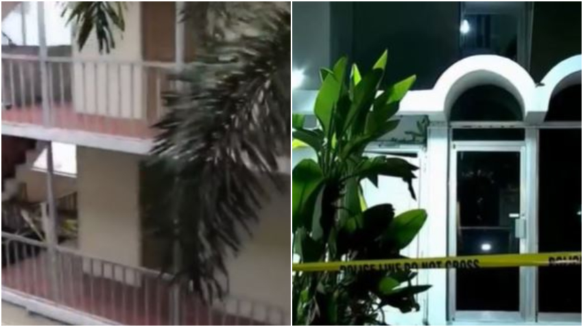 Evacuan edificio en Miami-Dade después de ser declarado inseguro
